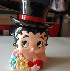 Collector betty boop candy dish